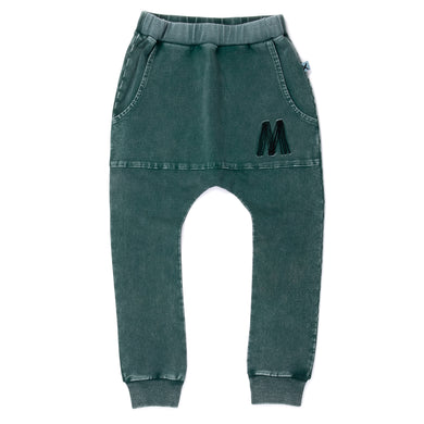 Blasted Pouch Trackies
