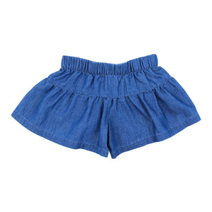 Fox & Finch Skipper Vintage Denim Shorts
