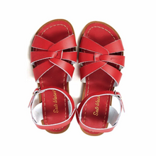 Load image into Gallery viewer, Saltwater Sandals Red