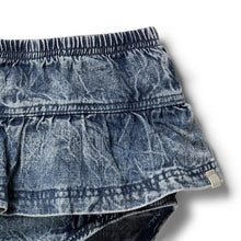 Load image into Gallery viewer, Wilson And Frenchy Denim Ruffle Nappy Pant
