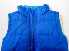 Load image into Gallery viewer, French Soda Reversible Vest Blue