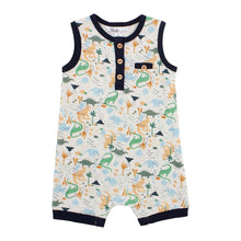 Load image into Gallery viewer, Bebe Ethan Sleeveless Romper