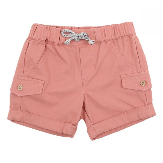 Fox & Finch The River Coral Short