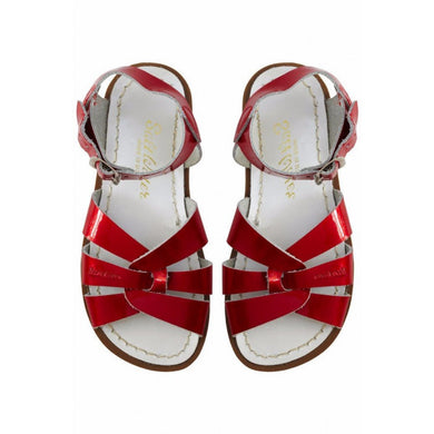 Saltwater Sandals Original Adults Candy Red