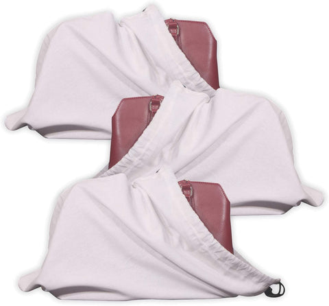 Cotton Breathable Drawstring Dust Covers
