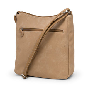 Large Flare Crossbody Bag