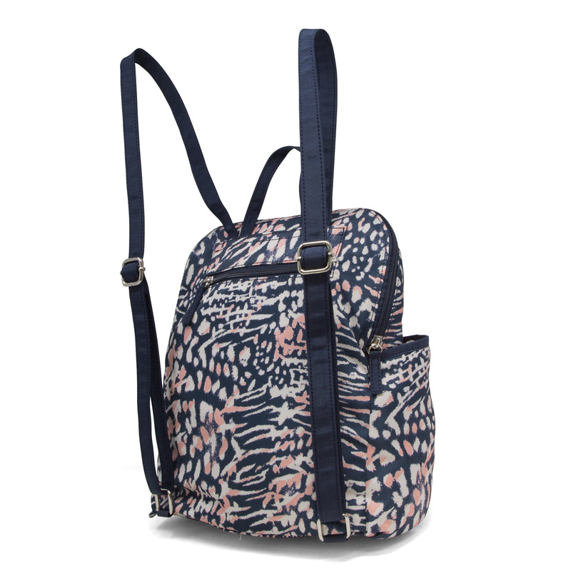 Freemont Backpack - Women's Backpacks - Organizer Backpacks - Multiple Pockets - School Backpacks - Work Backpacks - Navy / Multi Color