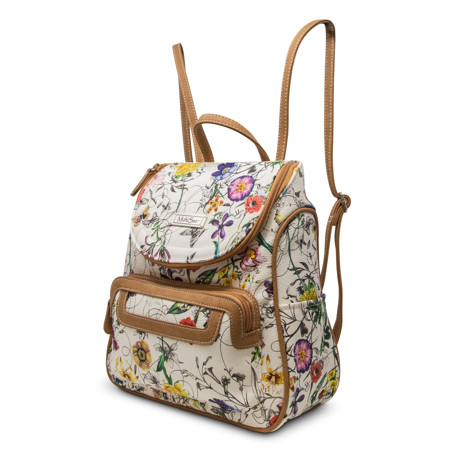 Major Backpack Convertible Crossbody (Vienna/Hazelnut)