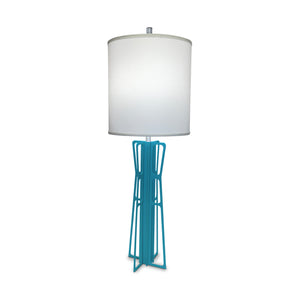 NEW! The ATOMIC Lamp in Aqua