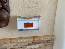 The ButterFly Box in White and Orange