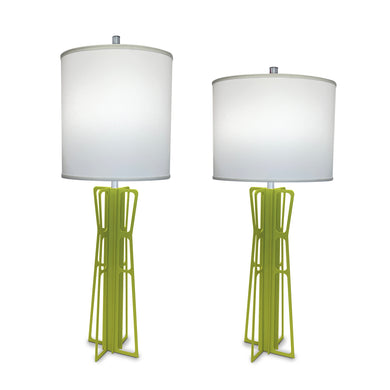 NEW! The ATOMIC Lamp in Lemon-Lime