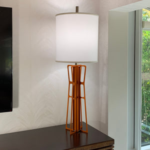 NEW! The ATOMIC Lamp in Orange