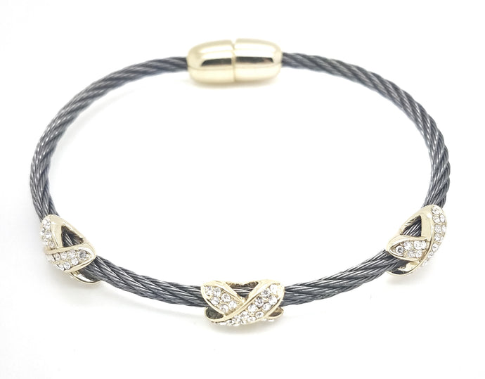 Cable Kisses Bracelet