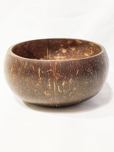 Au Naturel Coconut Bowl (11-13 cm diameter)