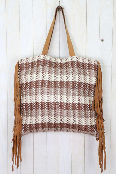 Cowgirl Oversized Fringe Purse