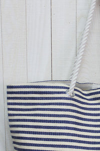 Nautical Oversized Bag