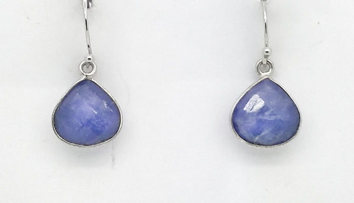 Posh Rocks - Petite Pear-shaped Teardrop Earrings