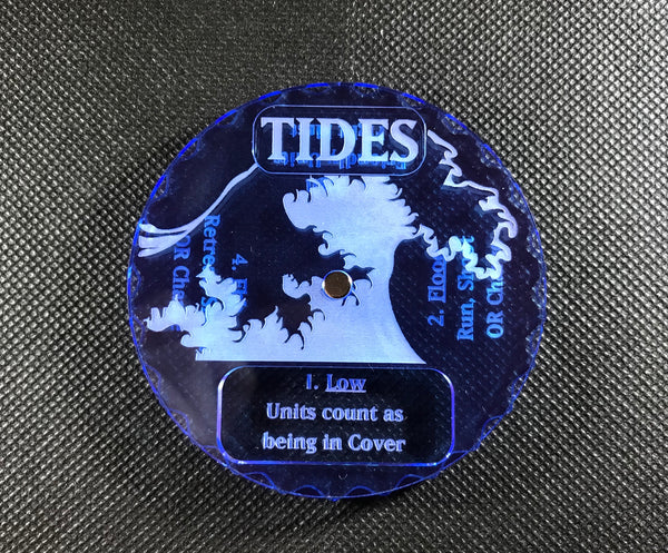 Deep Sea Elves - Magnetic Tides Tracker