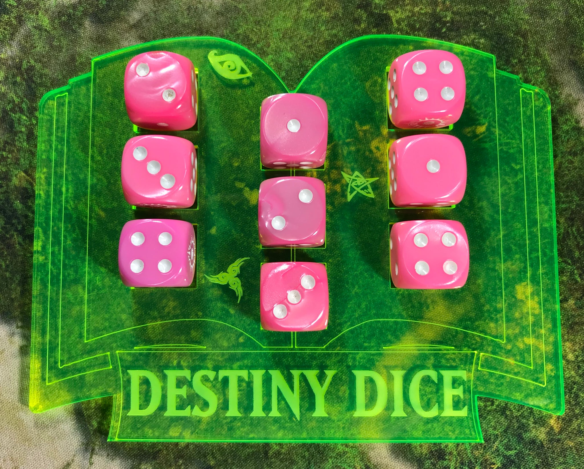 Lords of Fate - Dice Holder