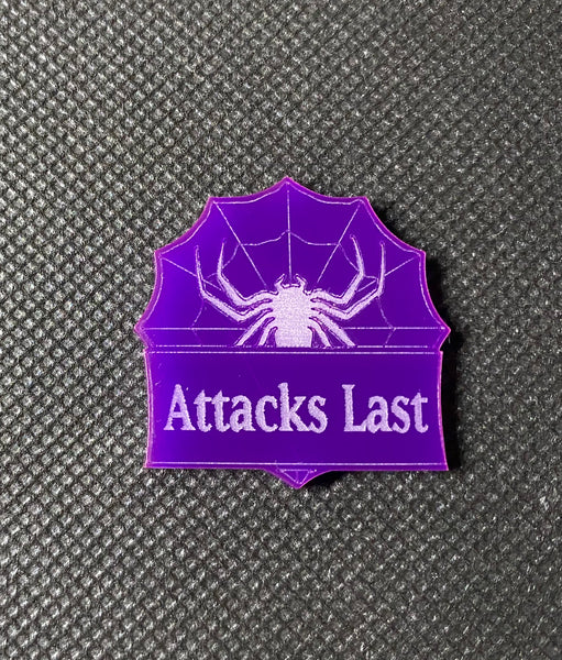 Fungoid Goblins - Battalion (Spider) Token Set