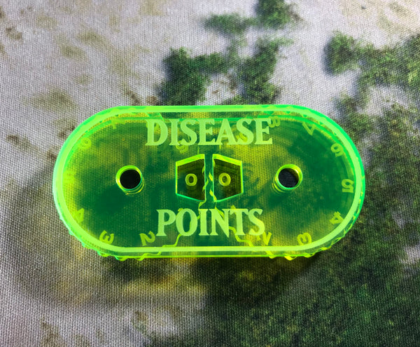 Lords of Decay - Magnetic Disease Points Counter