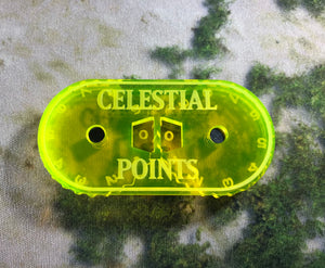 Celestial Lizards - Magnetic Celestial Points Counter