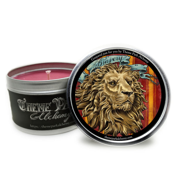Bravery - 8oz Scented Candle