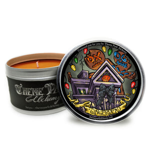 Gingerdead - 8oz Scented Candle