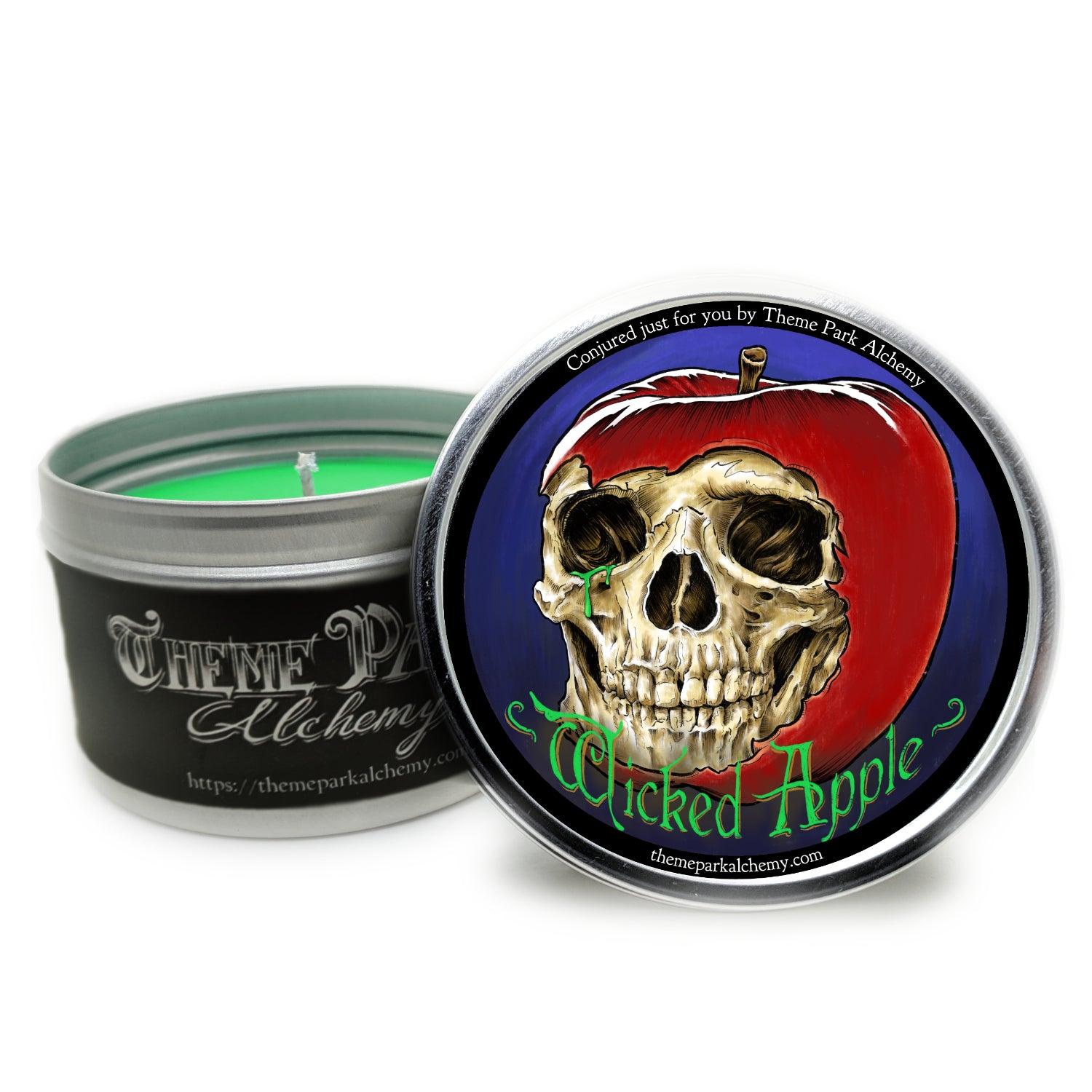 Wicked Apple - 8oz Scented Candle