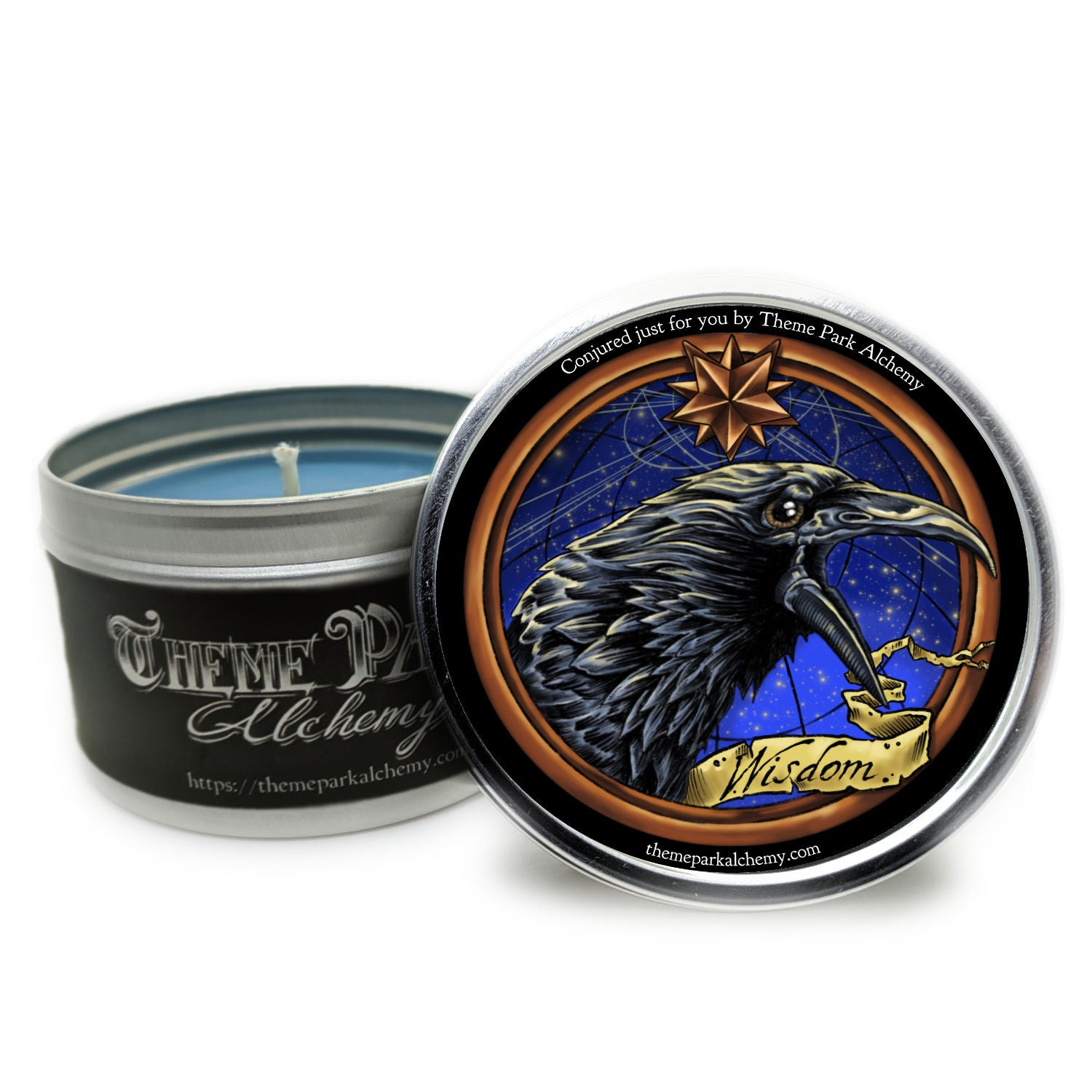 Wisdom - 8oz Scented Candle