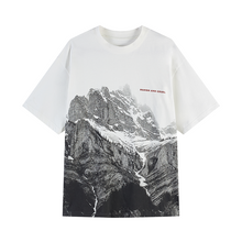 Load image into Gallery viewer, Mountain Full Print Tee