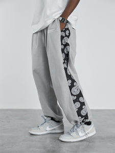 Logo Cashew Loose Sweatpants