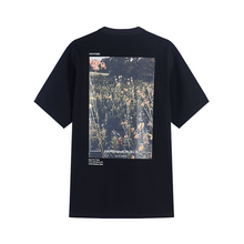 Load image into Gallery viewer, Retro Flowers Logo Tee