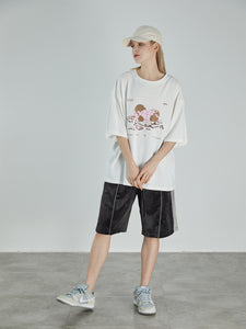 Love Earth Print Tee