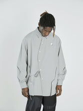 Load image into Gallery viewer, Asymmetrical Ripped L/S Shirt