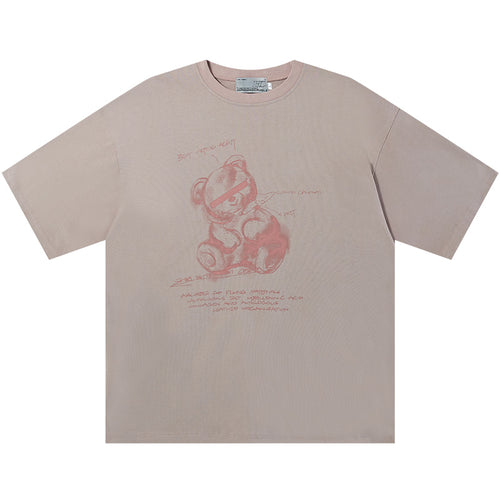 Painted Bear Tee