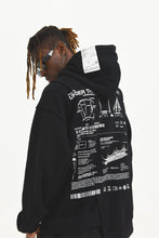Load image into Gallery viewer, Asymmetrical Heavy Hoodie
