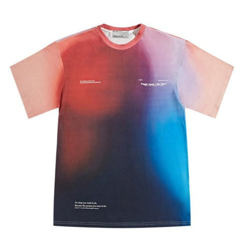Gradient Colorful Tee