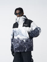 Load image into Gallery viewer, Mountain Printed Logo Jacket