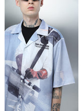 Load image into Gallery viewer, CV19 Pandemic Cuban Shirt