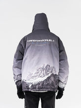 Load image into Gallery viewer, Snow Mountain Hooded Down Jacket