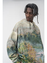 Load image into Gallery viewer, Impressionist Landscape Hoodie