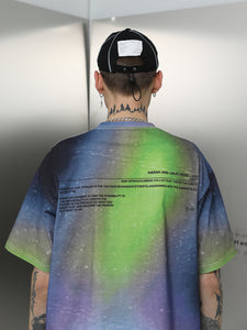 Abstract Futuristic Tee