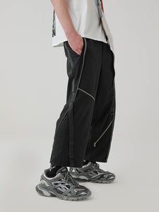 3M Reflective Zipper Pants
