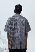 Load image into Gallery viewer, Mottled Washed Cuban Shirt