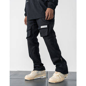 Multi Pocket Adjustable Trousers