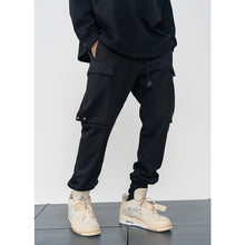 Load image into Gallery viewer, Logo Cargo Sweatpants