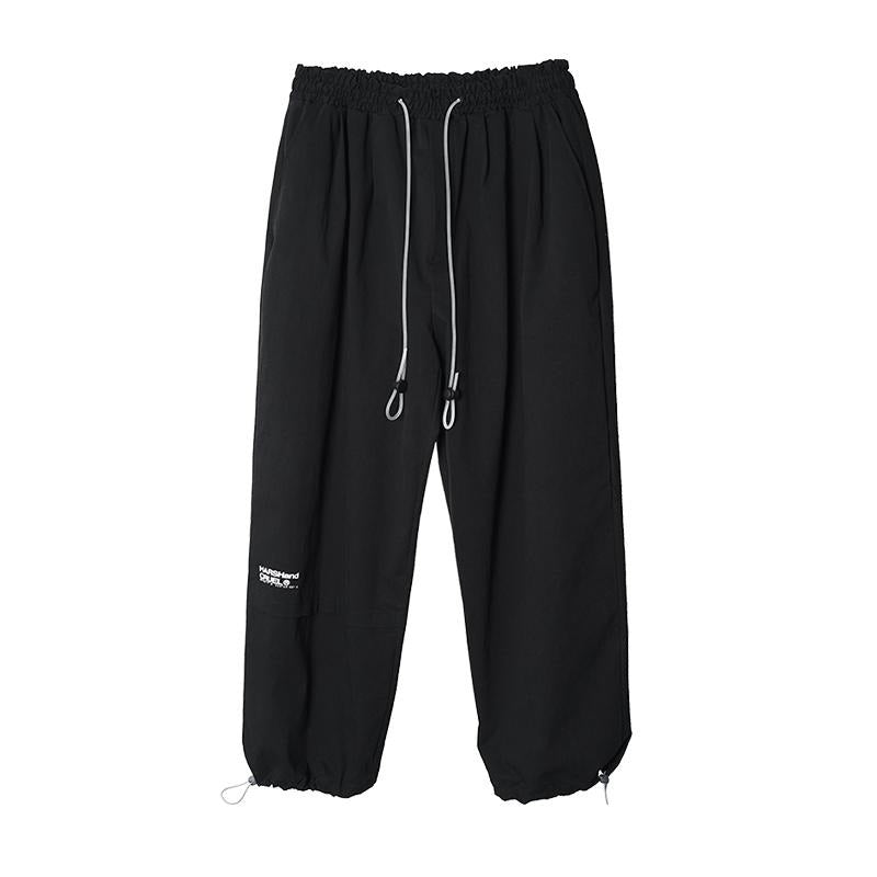Basic Logo Loose Pants