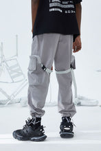 Load image into Gallery viewer, Belt Functional Cargo Pants