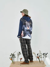 Load image into Gallery viewer, Irregular Stitching Hoodie